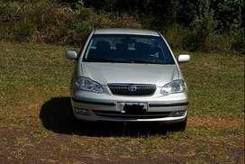 Toyota Corolla SE-G Aut. Mod. 2006