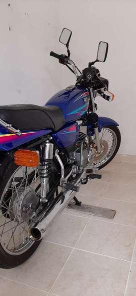 Vendo hermosa rx115