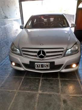 Mercedes benz C-250 AT