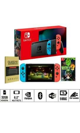 Nintendo switch se vende