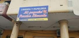 VENTA DE LIBRERIA CON TODO SU CONTENIDO