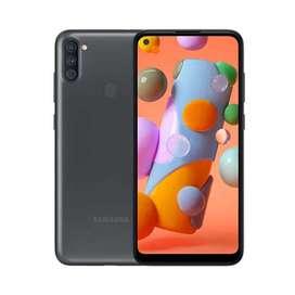 Teléfono Samsung A11 nuevo de paquete