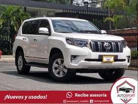 Toyota Prado TXL - Financiamos rápido
