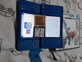 Nintendo 3 DS, con dos juegos