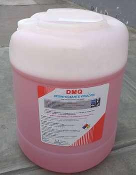 Amonio cuaternario 5ta generacion DMQ