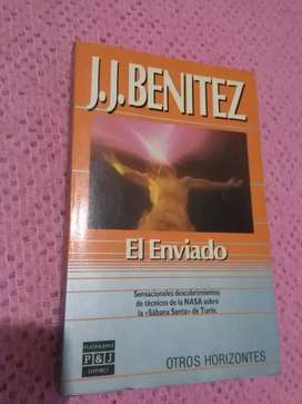 EL ENVIADO . J.J. BENÍTEZ . LIBRO PLAZA Y JANES 1990