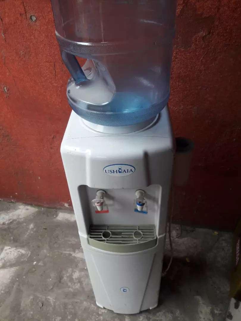 Dispensador Agua Caliente y Fria 0
