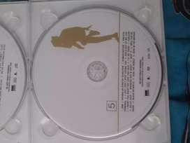 Colección completa de música de Michael Jackson incluye DVD sin uso Original