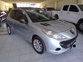 Peugeot 207 Compact XT Premium 1.6 NAFTA 2012