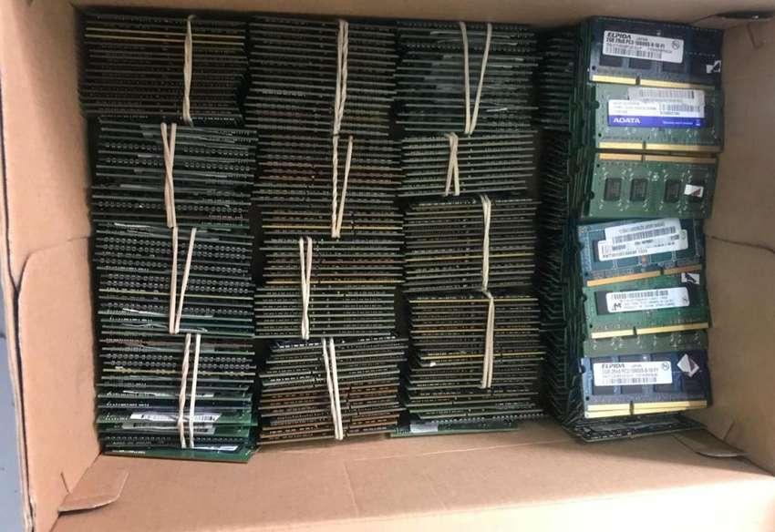 MEMORIA PARA PORTATIL DE 2GB DDR3 GARANTIA 6 MESES. 0