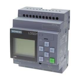 PLC LOGO 8 SIEMENS 12/24RCE Modelo 6ED10521MD080BA0 NUEVO!