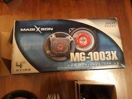 Parlantes Magixson Mg-1003x 4''