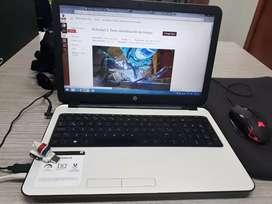 Vendo Portátil HP 15