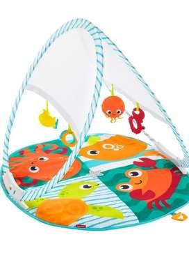 Gimnasio portatil para bebé Fisher Price