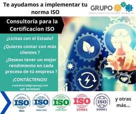 Implementacion de ISOS - Licitaciones - OSCE