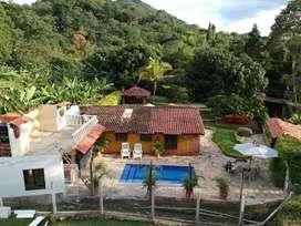 Se alquila hermosa finca con piscina en Cachipay - Peña Negra- Cundinamarca
