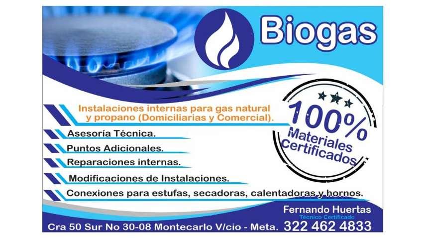 Arreglos Instalación Gas Natural, Técnicos en estufas y hornos 0