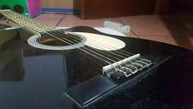 Guitarra Acústica Tipo Les Paul