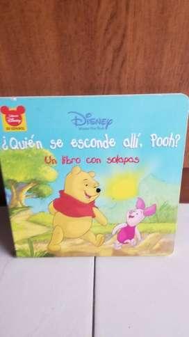Cuentos Infantiles de Winnie The Pooh