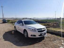 Vendo Chevrolet malibu   importado  glp original en perfectas condiciones año 2015 versión deluxe