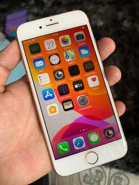 IPhone 8 Gold 64Gb Con Detalle