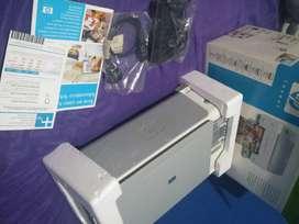 Impresora con Scaner Hp All In One Photosmart C3180