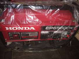 Generador electrógeno Honda EP 6500 cx