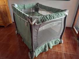 Vendo Practicuna Chicco lullaby LX.