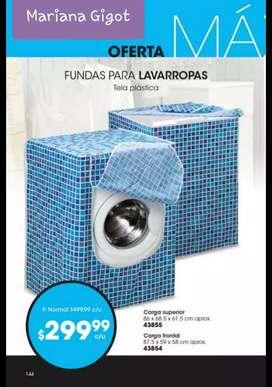 Funda para lavarropas