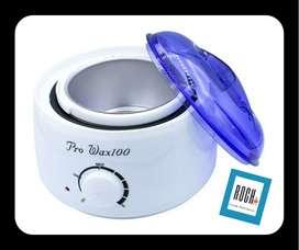 Olla calentadora depilación con cera o parafina Pro - Wax 100