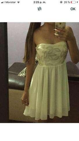 Vestido, talla unica