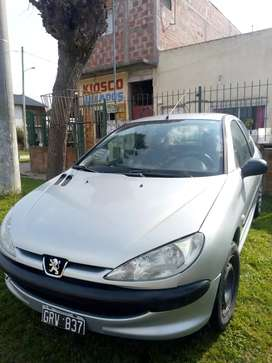 Peugeot 206,soy titular