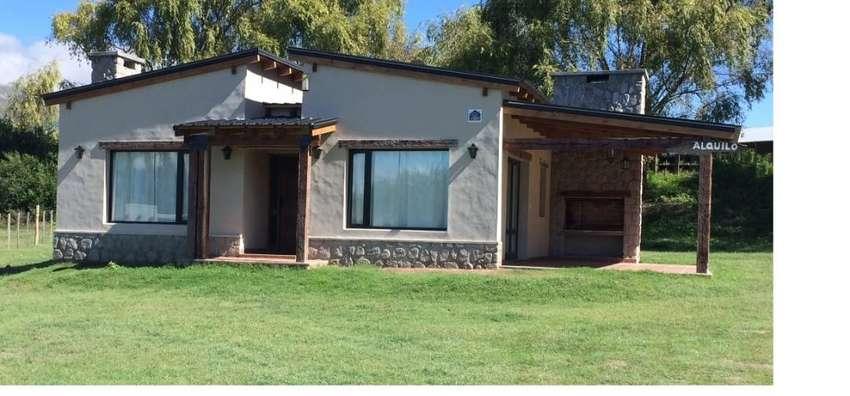 Alquilo casa Tafí del Valle. B Los Castaños.