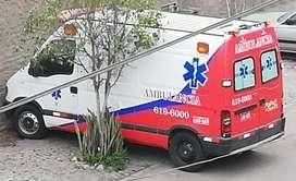 Vendo Ambulancia Tipo II, Renault Master 2008