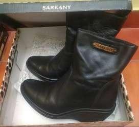 Botas de cuero - Sarkany