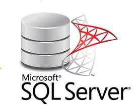 Programador en SQL Server. Análisis, Consultoría, Código y Arquitectura de Software.