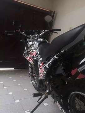 Moto RTM 200 cc