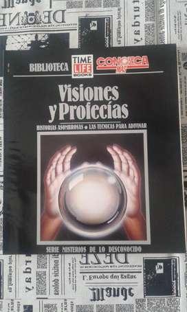 Revista Conozca Mas Biblioteca Time Life Visiones Y Profecías Año 1992
