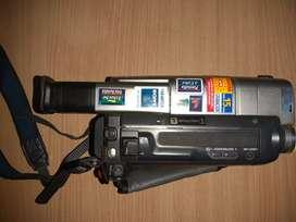 Vendo videofilmadora sony Handycam ccd TRV66PK