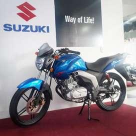 SUZUKI GSX 125 MODELO 2020