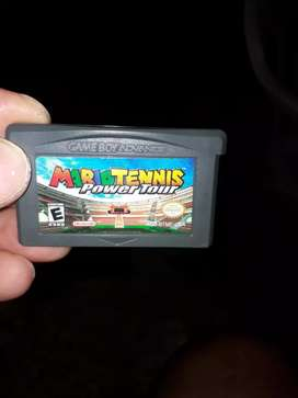 Mario tennis nintendo gameboy