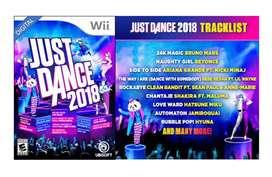 Just Dance 2019  2018 [digital] Para Wii Original Promo