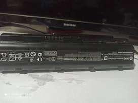 Batería de laptop HP MU06 en perfectas condiciones.