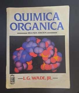 Química Orgánica de Wade