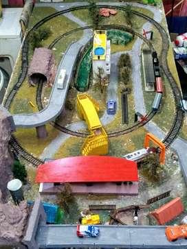 trenes completos