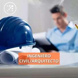 Busco ingeniero Civil - urgente