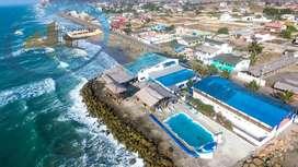 Se Vende Hermoso Hotel Al Filo del Mar San Jacinto Manabí