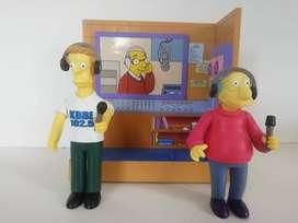 Simpsons Estación de radió