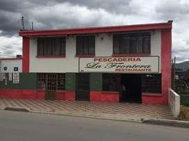 Arriendo Restaurante acreditado con local