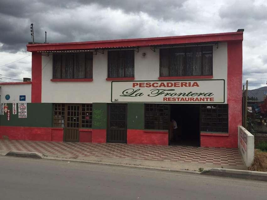 Arriendo Restaurante acreditado con local 0